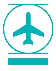 Flugzeug Text