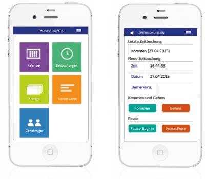 Dienstplan App