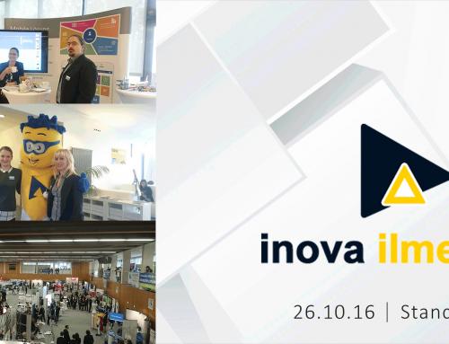 Karriereforum inova 2016 – auch in diesem Jahr wieder mit dabei!