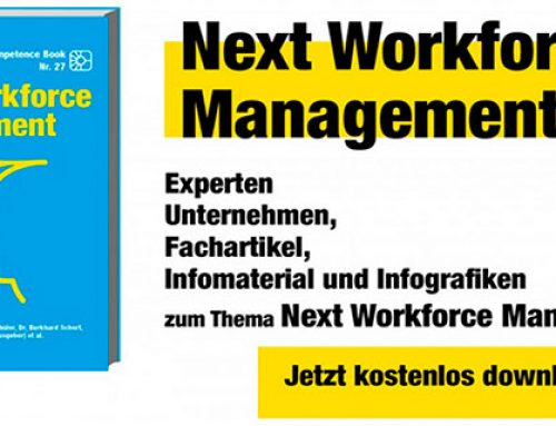 "Competence Book ""Next Workforce Management"" – Jetzt online!"