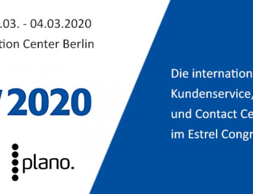 CCW 2020 – Workforce Management für Call Center